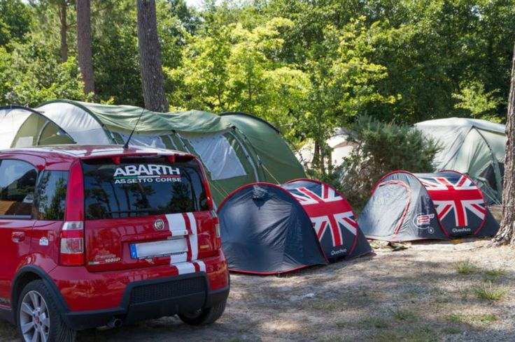 Tarifs emplacement de camping Landes Aquitaine Le Col Vert**** - CAMPING LE COL VERT - Côte atlantique