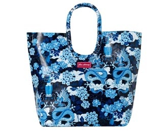 Lou Harvey - Beach Bag - Small - Dragon