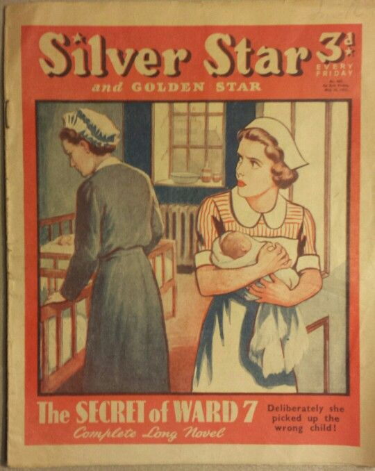 Silver Star and Golden Star magazine #483 May 13 1951.