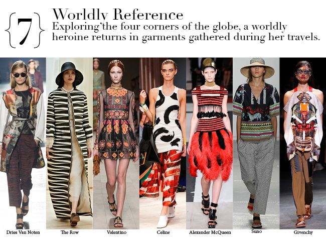 The Spring 2014 Trends   Edited by Roopal Patel and Sarah Slutsky