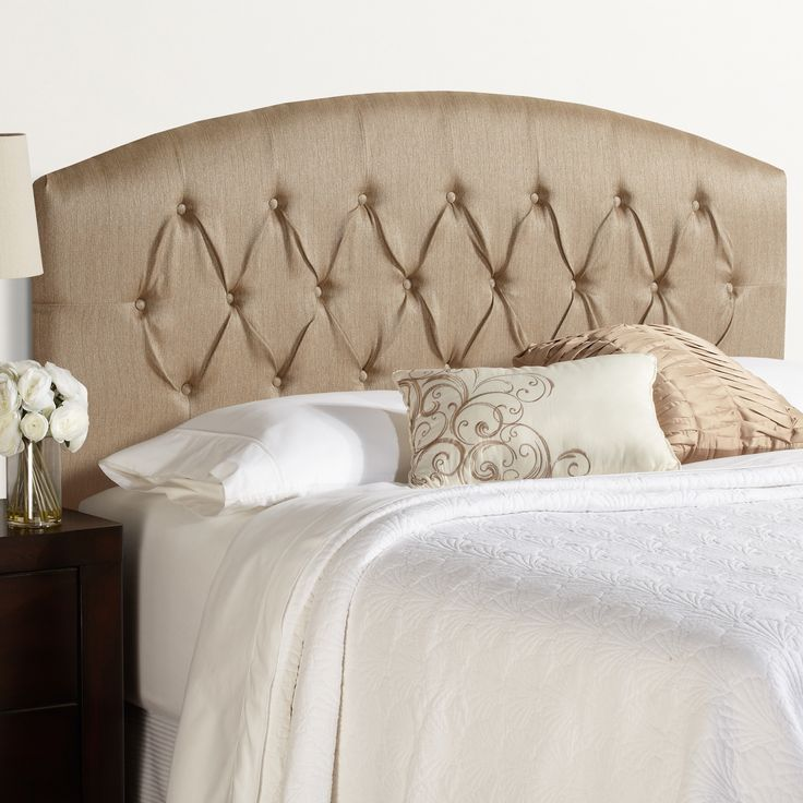 25 Best Ideas About King Size Upholstered Headboard On