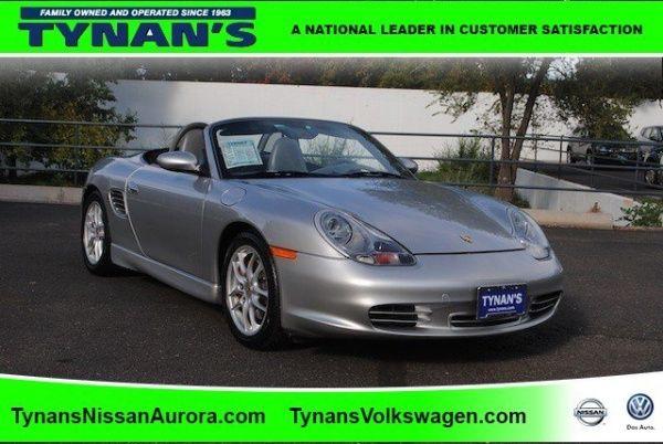 Used 2003 Porsche Boxster for Sale in Aurora, CO – TrueCar