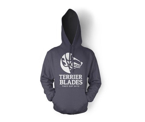 NEW! Awesome Terrier Blades hoodies, perfect gift for that outdoors person in your life. Order today!