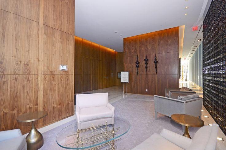 Four Seasons Private Residences 55 Scollard St Lobby Yorkville Toronto Luxury Condos Victoria Boscariol Chestnut Park Real Estate