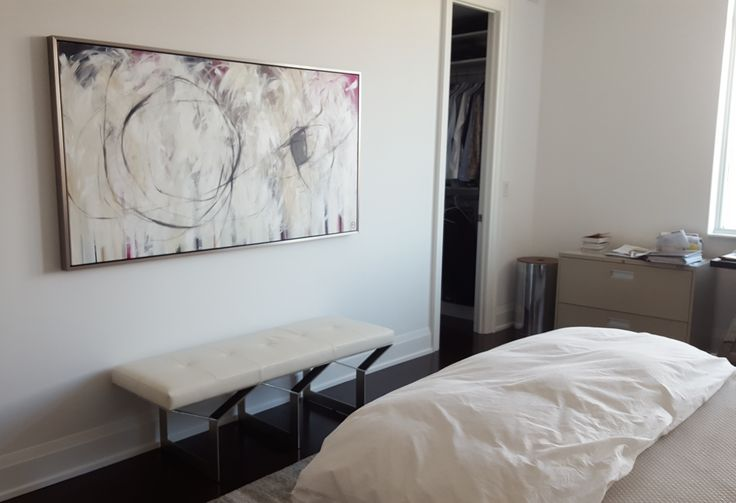 """36x72"""" Original Artwork by Meredith Bingham from Crescent Hill Gallery"""