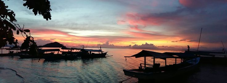 Pahawang Island, Lampung Indonesia