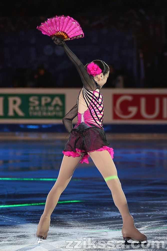 Mao Asada(浅田 真央) - ISU Four Continents Figure Skating Championship 2010 EXHIBITION GALA :: 피겨스케이팅+아이스하키+레고+…