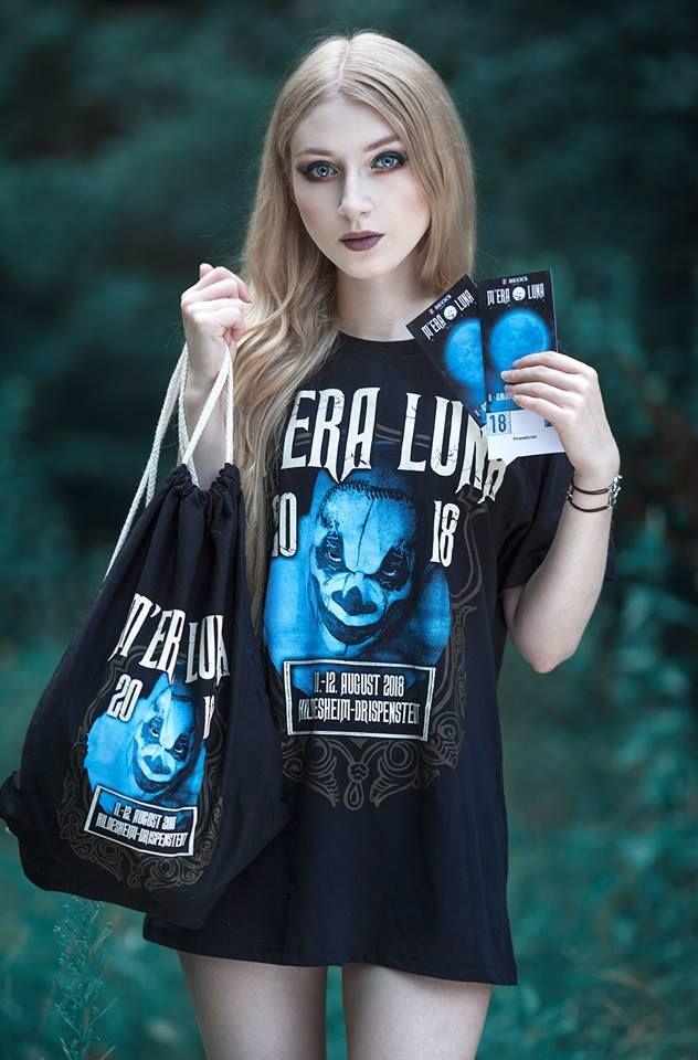 2018 mera bands luna Mera Luna