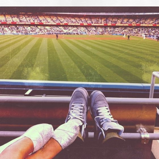 Someday, a boy's gonna take me to a yankees game and buy me peanuts <3