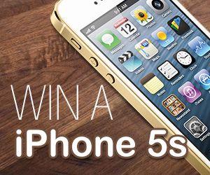 Win an iPhone 5S