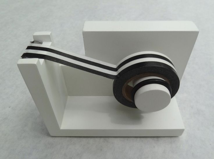 Black and white striped washi tape.