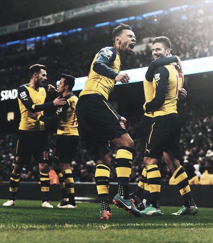 Arsenal - Coquelin - New Vieira