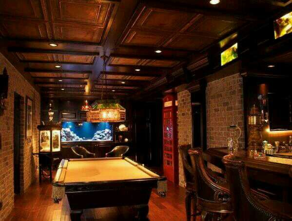 Uga Man Cave Ideas : Best images about rec room on pinterest pool tables