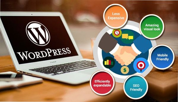 Unfolding 11 Solid Benefits of Building Website on WordPress Platform #WordPressPlatform #BuildingWebsiteW… WordPress website, WordPress, Web development design