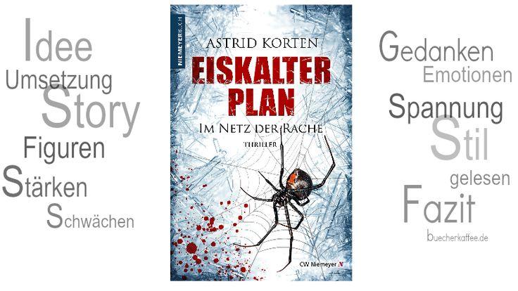 BücherKaffee: Rezension || Eiskalter Plan - Im Netz der Rache | ...
