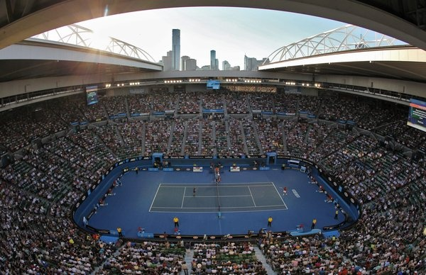 1000 ideas about rod laver arena on pinterest tennis for Door 9 rod laver arena