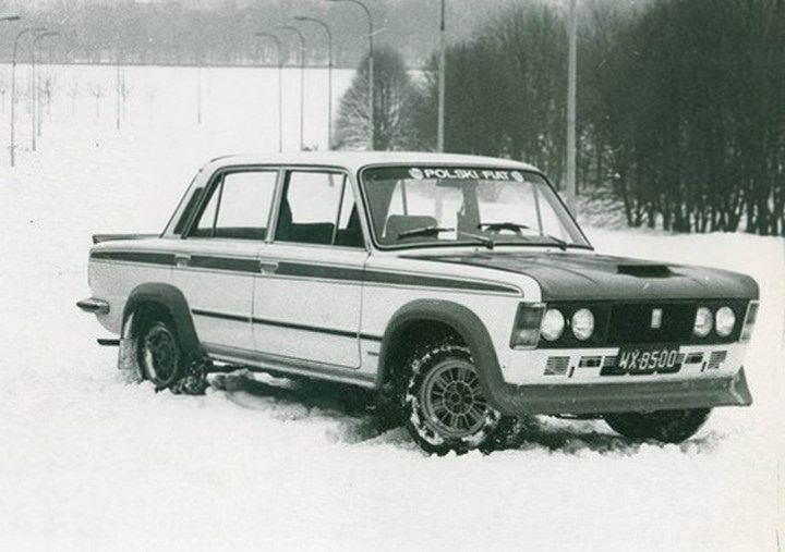 Fiat 125p 2.0 GTJ