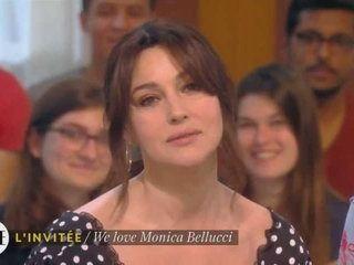 Zap midi : Le tendre message de Monica Bellucci à Nicolas Domenach dans La Nouvelle Edition (Vidéo)