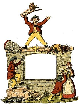 The Story of Cruel Frederick ~ Struwwelpeter stories