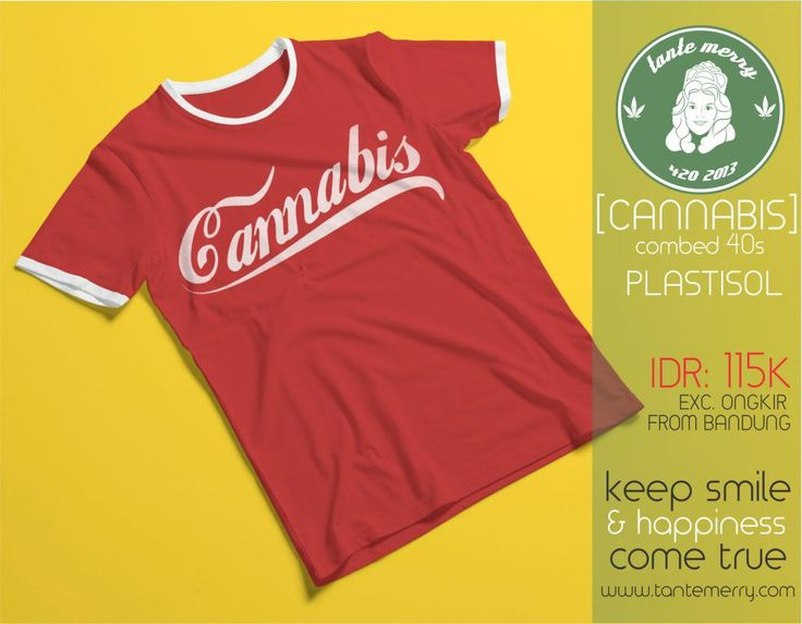 Cannabis Tees