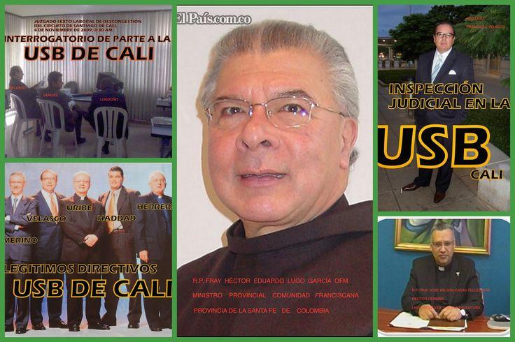 CAMARA DE COMERCIO DE CALI CONCILIACIÓN FRANCISCO VELASCO vs COMUNIDAD FRANCISCANA Y UNIVERSIDAD DE SAN BUENAVENTURA. DIRECTIVAS