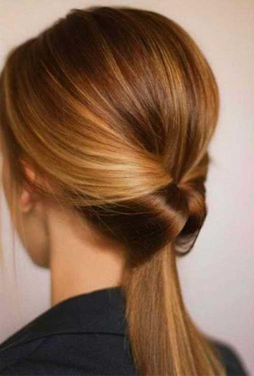 20 Impressive Job Interview Hairstyles: #6.