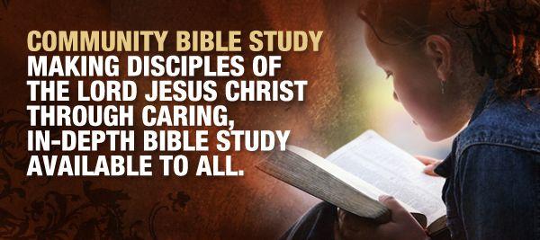 Teen Community Bible Study 49