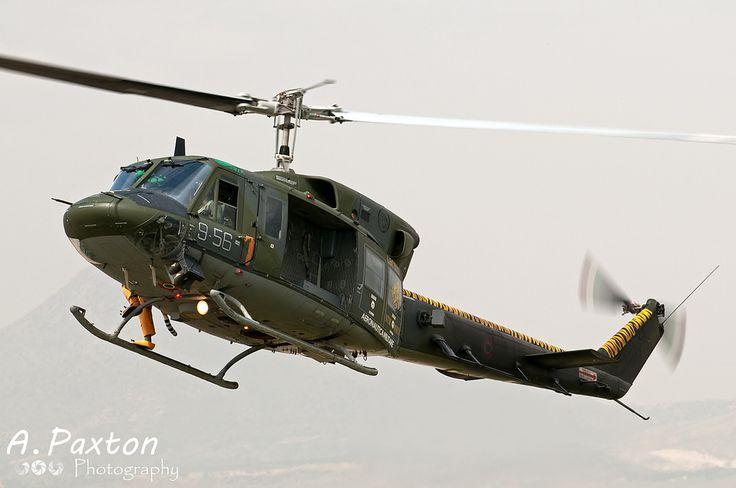 https://flic.kr/p/ZmT461   Italian Air Force   Bell AB-212AM Twin Huey   MM81156/9-56   21° Gruppo - Grazzanise Air Base, Italy   NTM15 - Konya Air Base, Turkey