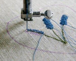 Dé tip over hoe je kunt borduren met je naaimachine