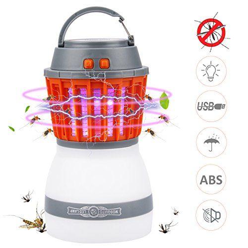 Lampe Anti Moustique Led Uv Bawoo Lampe Camping 2 En 1 Lampe Torche Randonnee Rechargeable 2200mah Batteri Uv Taschenlampe Camping Lampe Taschenlampe