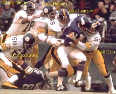 The Steel Curtain Defense Homedesignview Co