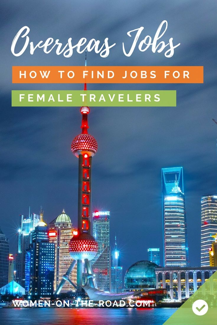 25 beautiful overseas jobs ideas on pinterest adventure jobs how to fund your travels with overseas jobs ccuart Images