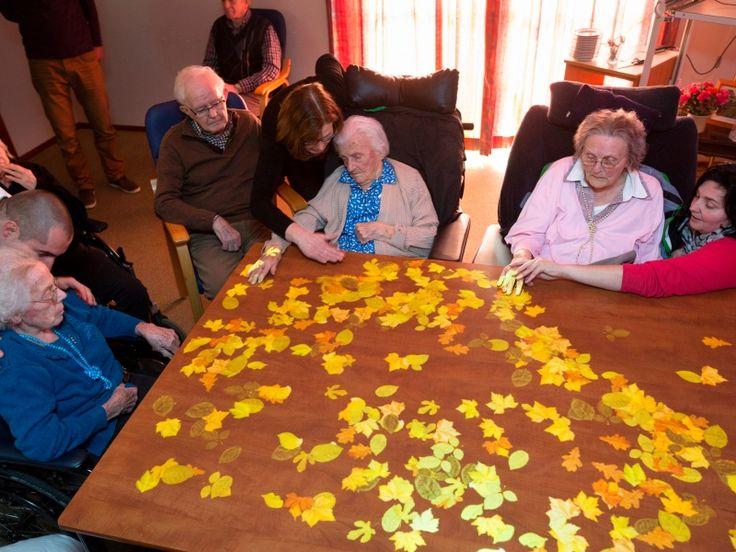 tover tafel voor mensen met dementie