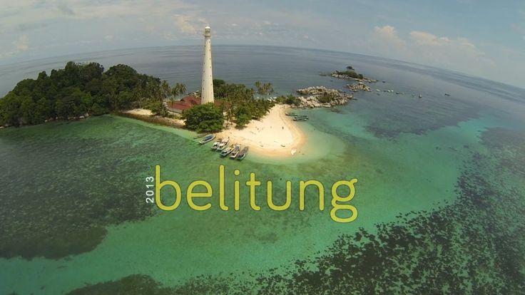 Lengkuas Island, Belitung - Indonesia [Aerial Cinematography] BW Version Aerial filming with Gopro Hero3 - Dji Phantom+Arris Gimbal  Thxs for watching...!  Best Regard www.bintangpagi.com