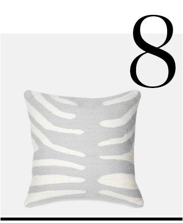 Pop-Zebra-Wool-Throw-Pillow-Jonathan-Adler-top-10-neutral-bed-pillows-interior-design-ideas-bedroom