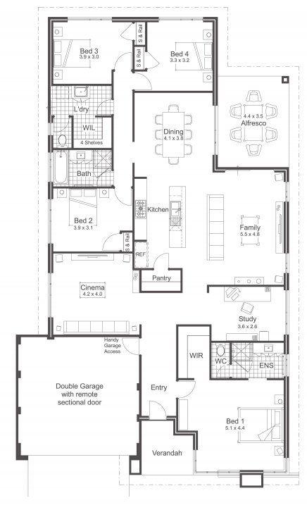 Beautiful Display Homes Perth | Empire House Design | Celebration Homes
