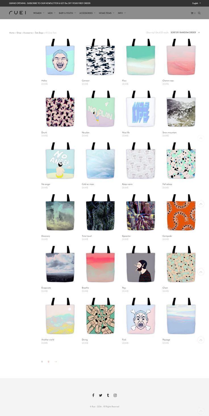 Designer site, rueidesign.com, built using Shopkeeper WordPress theme https://themeforest.net/item/shopkeeper-ecommerce-wp-theme-for-woocommerce/9553045?utm_source=pinterest.com&utm_medium=social&utm_content=ruei&utm_campaign=showcase #wordpress #webdesign #designer #website #artwork #patterns #templates #wordpressthemes