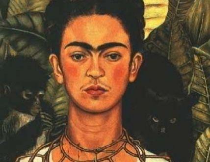 Фрида Кало. Живопись и графика из собраний Мексики — WhatWhen