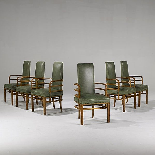 645: K.E.M. WEBER; GRAND RAPIDS FURNITURE CO : Lot 645