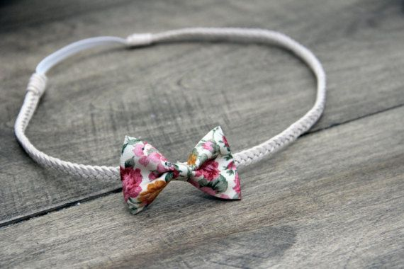 Braided Headband by BabyFripperies on Etsy