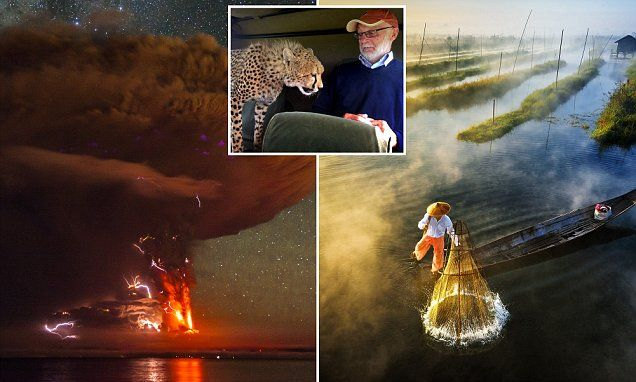 MailOnline Travel's ultimate travel photographs of 2015
