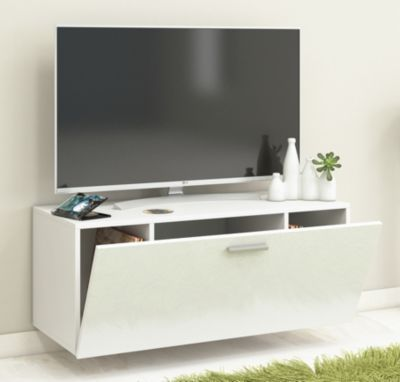 best 25 tv wand lowboard ideas on pinterest tv wand im. Black Bedroom Furniture Sets. Home Design Ideas
