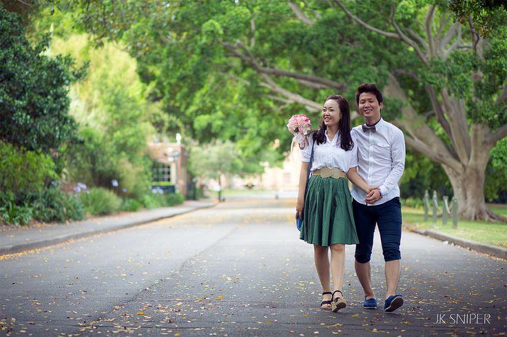 Romance in Sydney