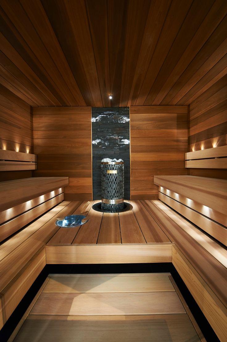 Kosketa tätä kuvaa: Sisustus - sauna by Etuovi.com Sisustus
