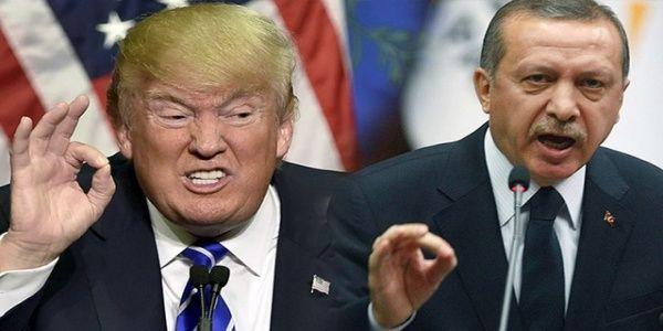Ανησυχία σε Ερντογάν και Άγκυρα για τον Ντόναλντ Τραμπ