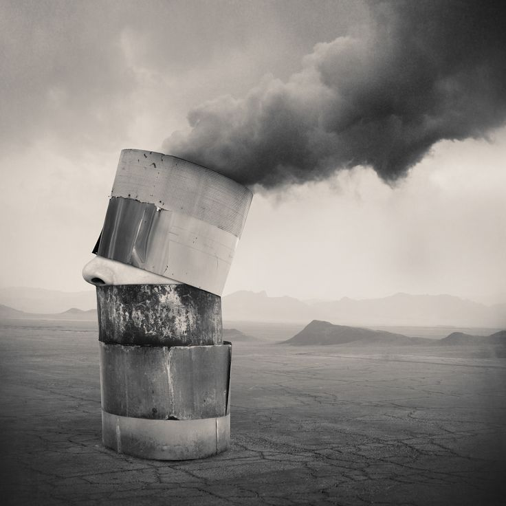 Chimney - Limited Edition Print - Gicl'ee Fine Art