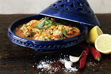 How to cook with a tagine