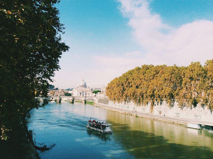 #Rome #eternal city #autumn