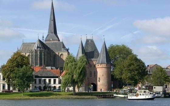 Hanzesteden langs de IJssel - Steden -Kampen