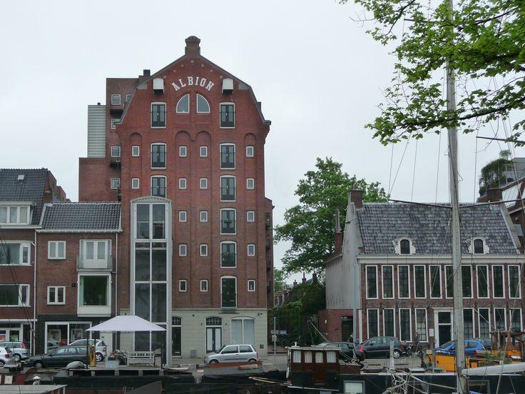 Pakhuis Albion, Noorderhaven